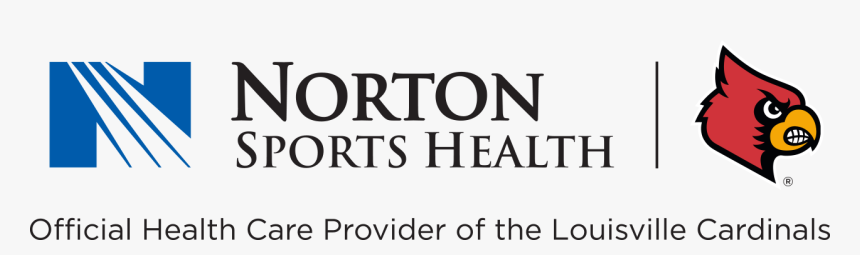 Norton Sports Health Is The Official Health Care Provider - Black-and-white, HD Png Download, Free Download