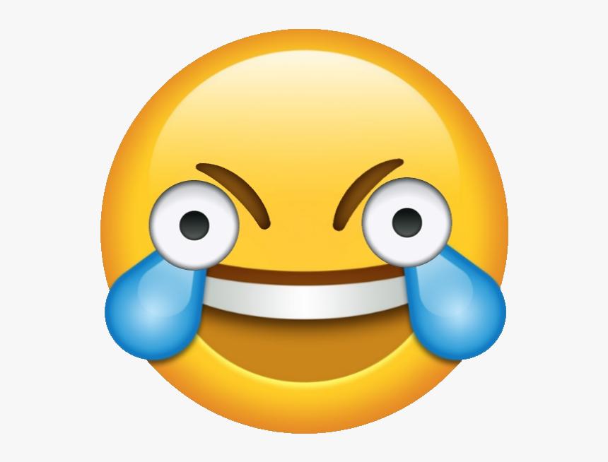Laughing Crying Emoji, HD Png Download, Free Download