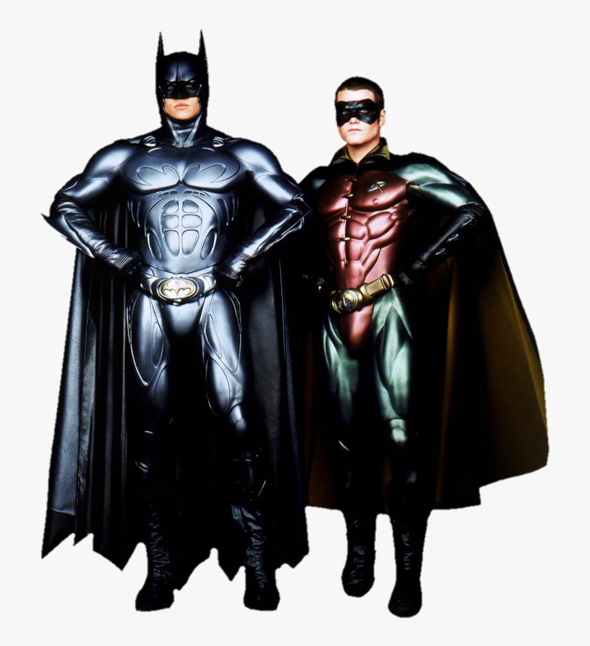 Batman Forever 1995 Batman And Robin Png By Metropolis Hero1125 Batman Forever Transparent Png Kindpng
