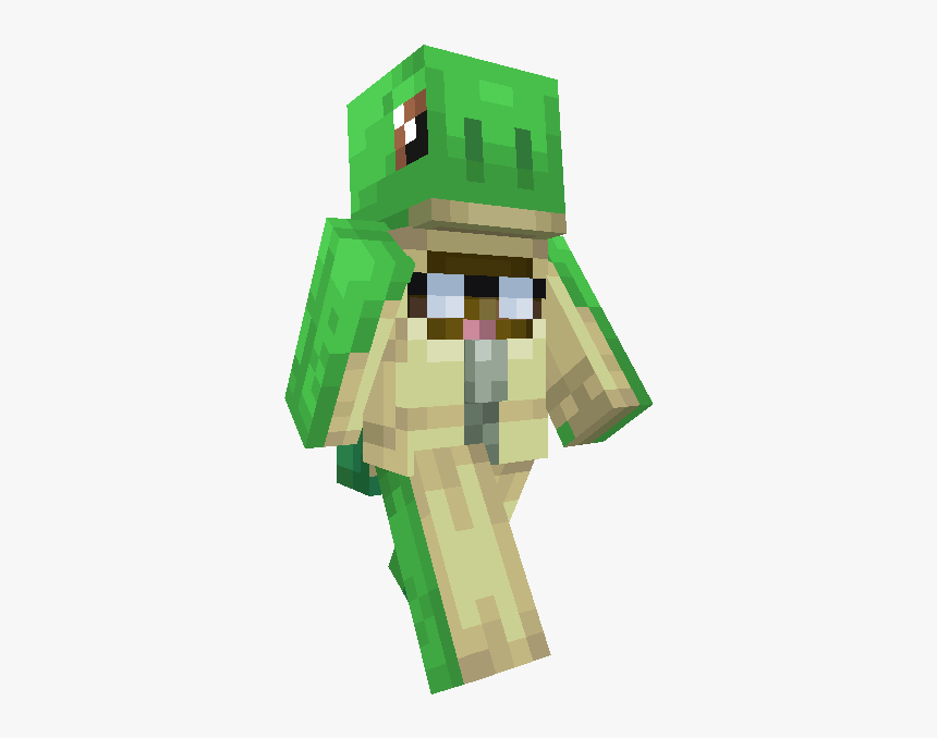 Minecraft Png Skins - Sea Turtle Skins For Minecraft Pe, Transparent Png, Free Download