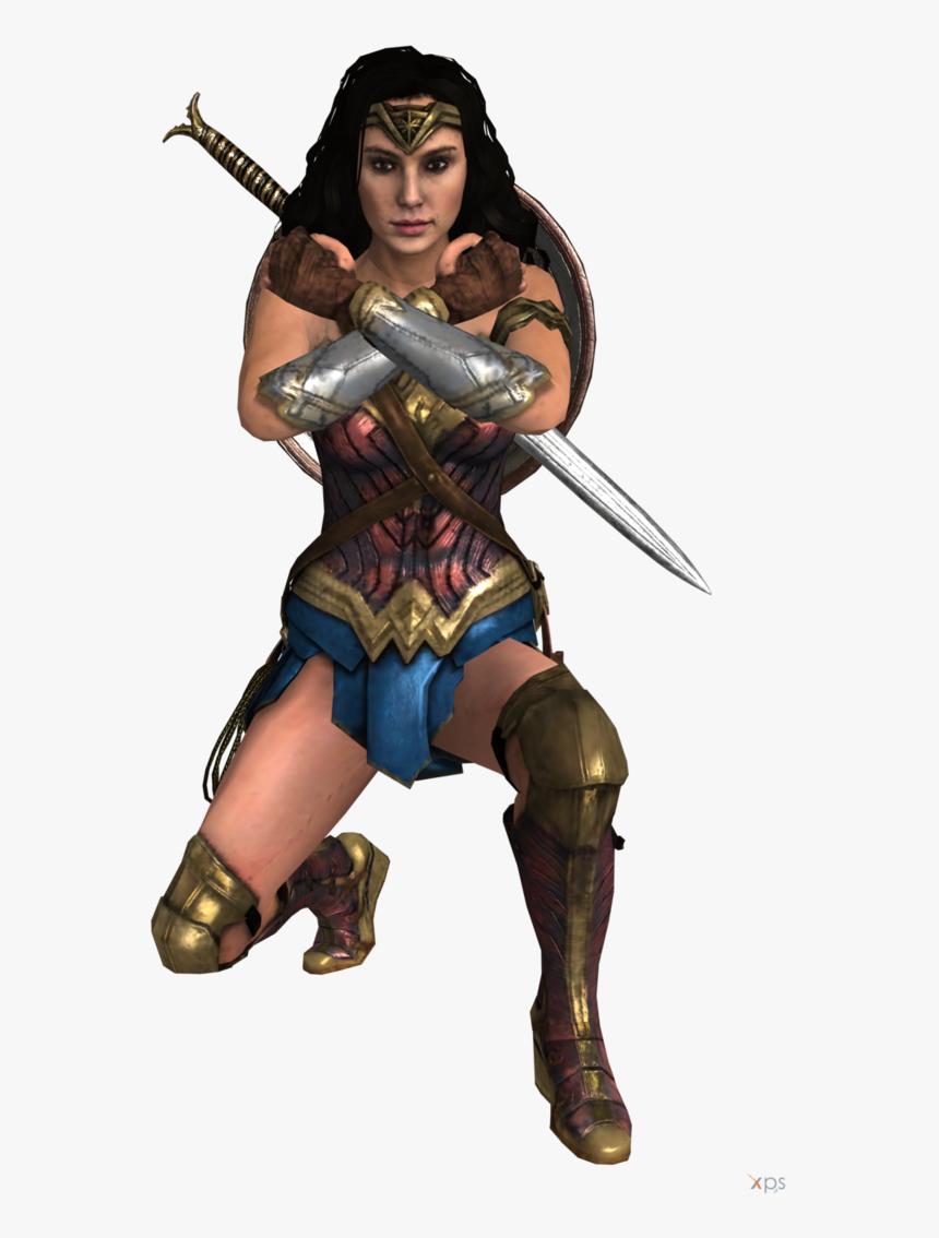 Injustice 2 Mythic Wonder Woman - Injustice Gods Among Us 2 Wonder Woman, HD Png Download, Free Download
