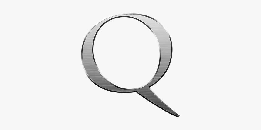 Q Letter Png Pic - Circle, Transparent Png, Free Download