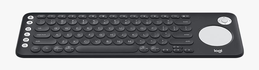 K600 Tv Keyboard - Computer Keyboard, HD Png Download, Free Download