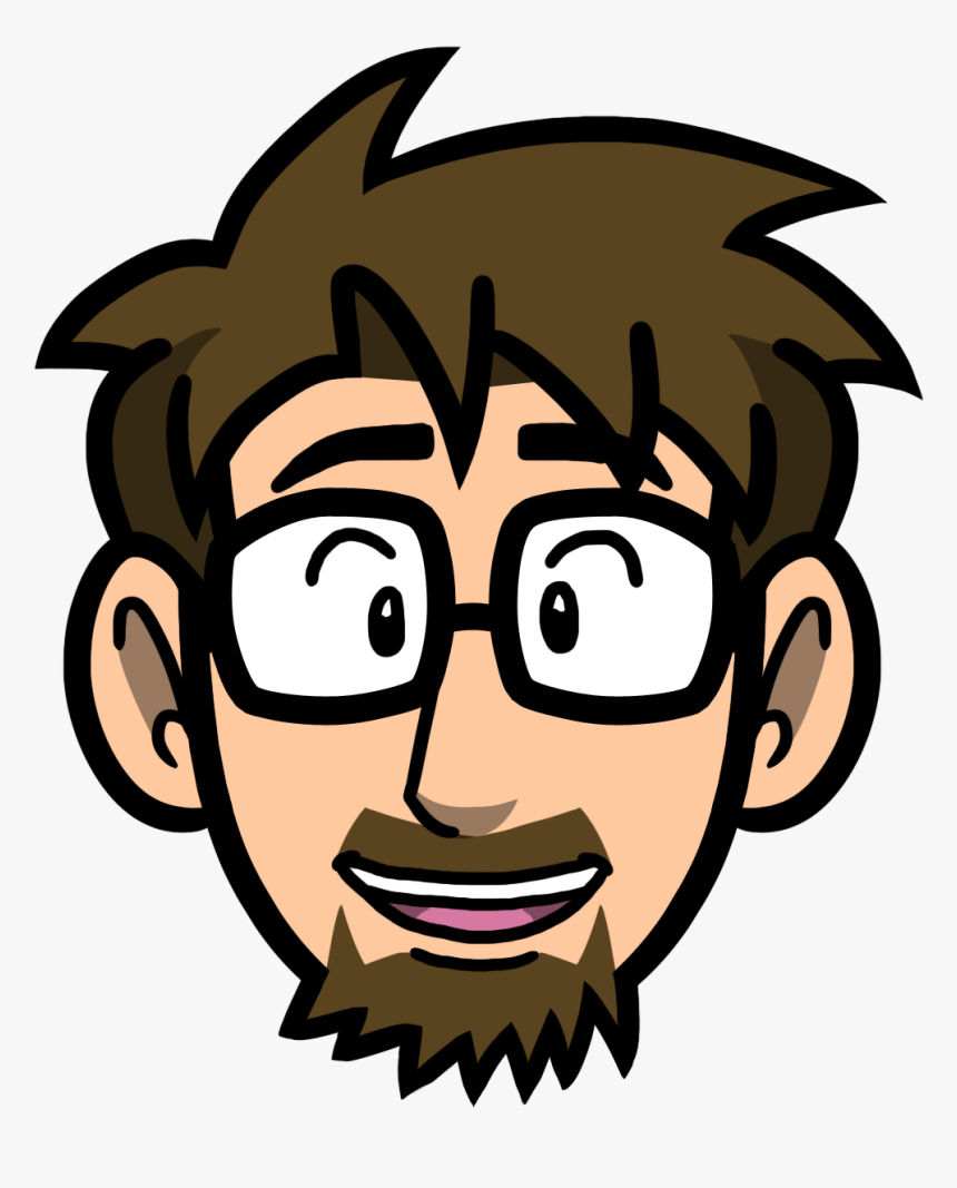 Game Clipart Game Theory - Ronnie From Game Theory, HD Png Download, Free Download