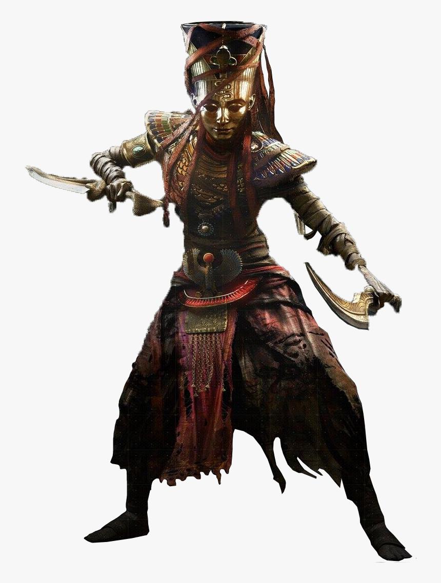 Assassin S Creed Origins Nefertiti Hd Png Download Kindpng