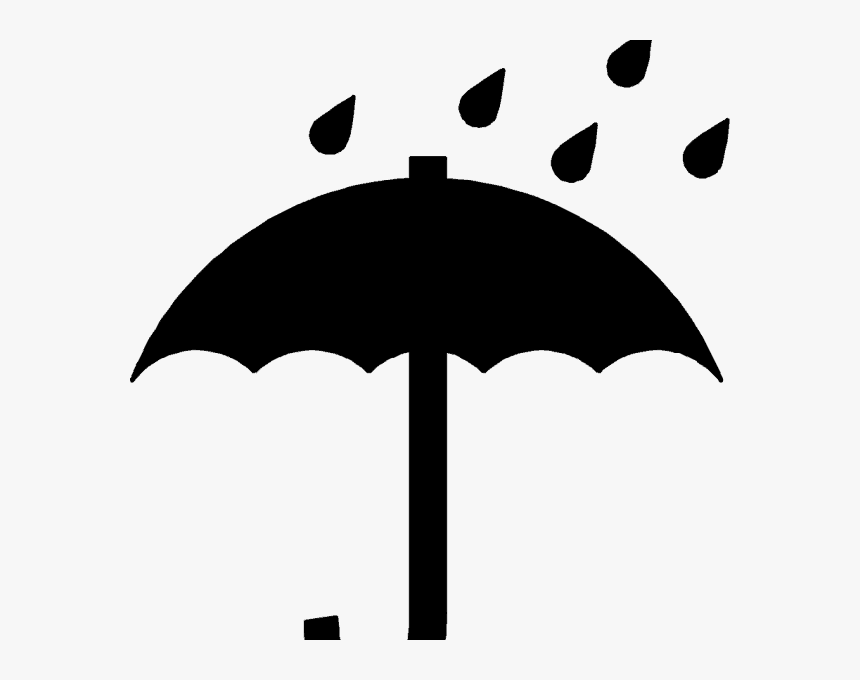 Packaging Symbols Keep Dry, HD Png Download, Free Download