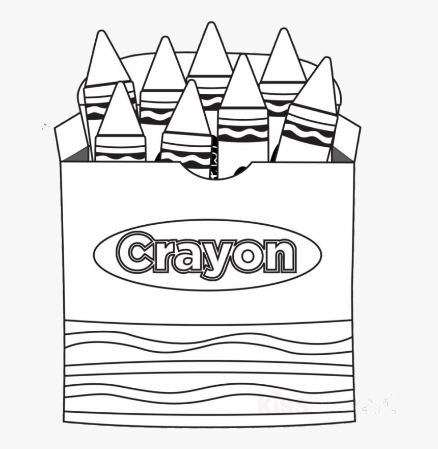 Pencil Colour Clipart Black And White