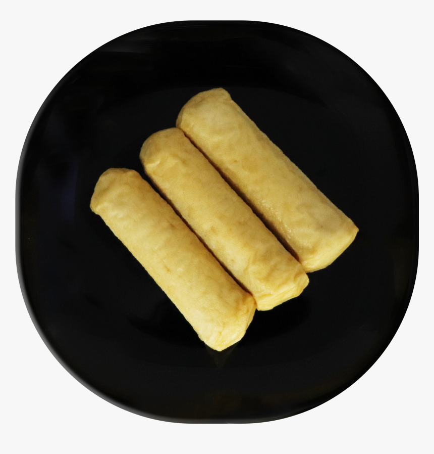 Fried Fish Png -fried Fish Roll - Dish, Transparent Png, Free Download