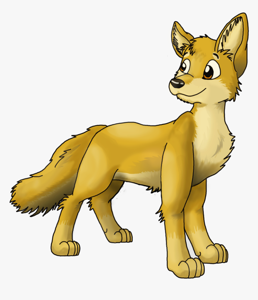 Dingo - Cartoon, HD Png Download, Free Download