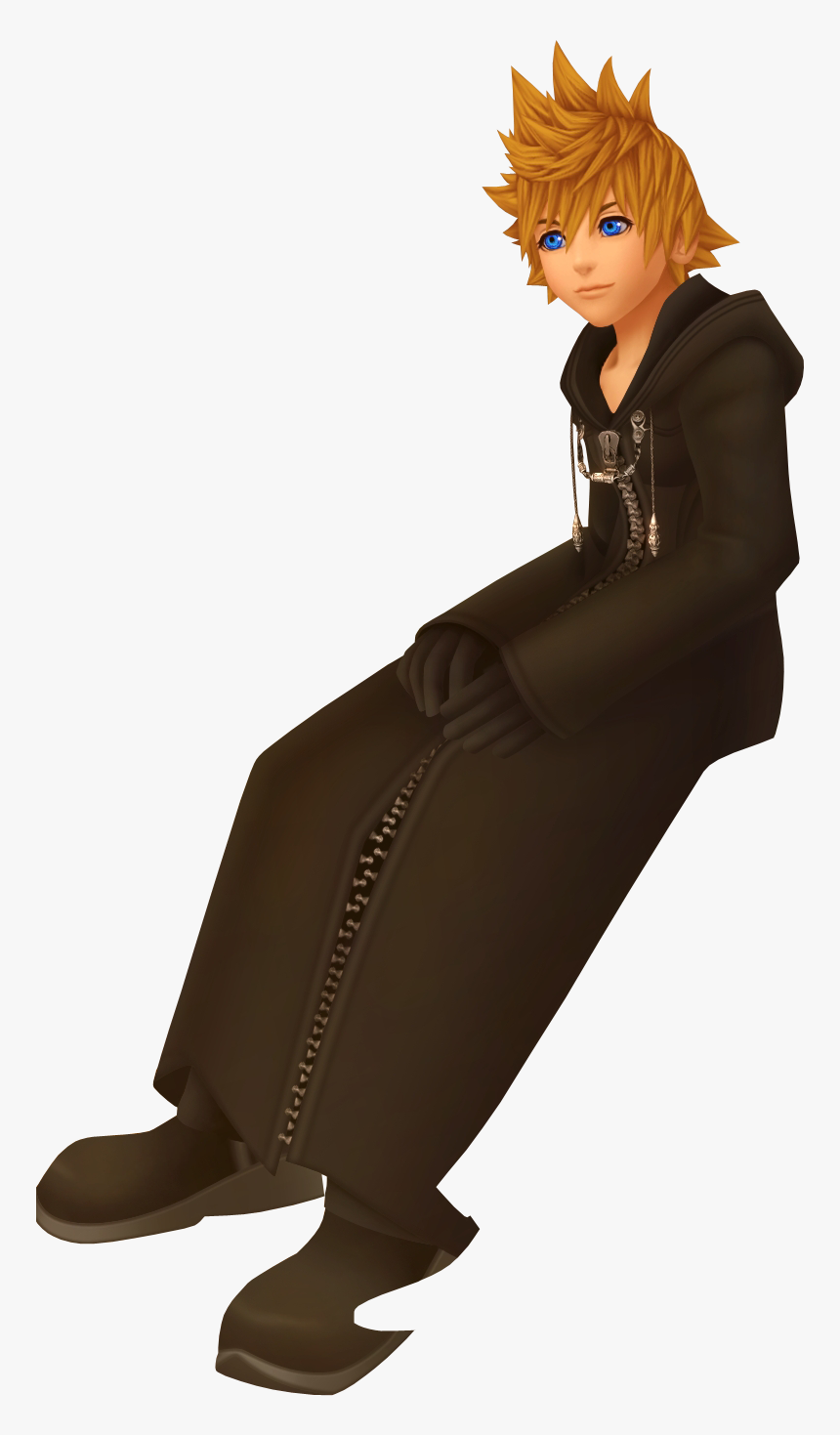 Kingdom Hearts 358 2 Days Roxas Png, Transparent Png, Free Download