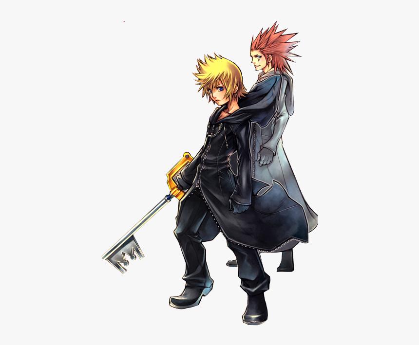 Roxas Kingdom Hearts, HD Png Download, Free Download