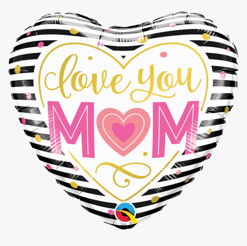 Transparent Globo Png - Balloon Love You Mom, Png Download, Free Download