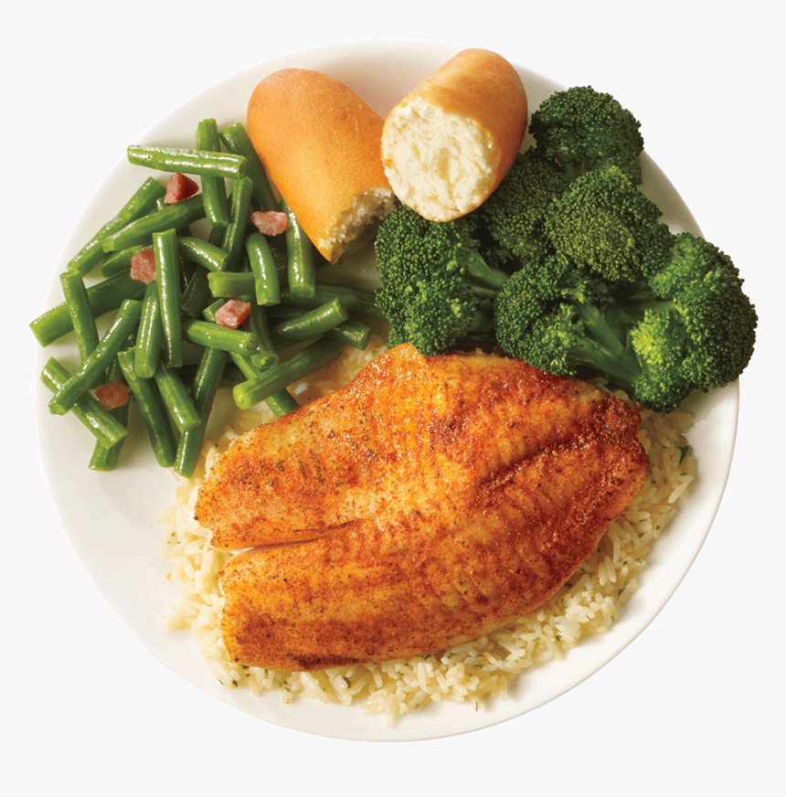 Captain D's Salmon Meal, HD Png Download, Free Download