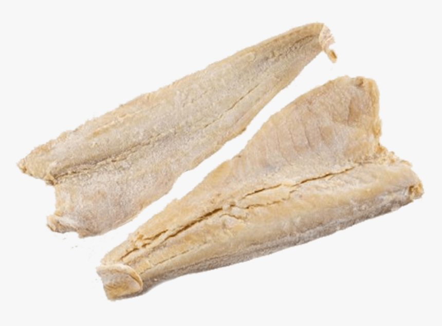 Baccala Salt Cod, Without Bone - Salted Cod Fillet Fish, HD Png Download, Free Download