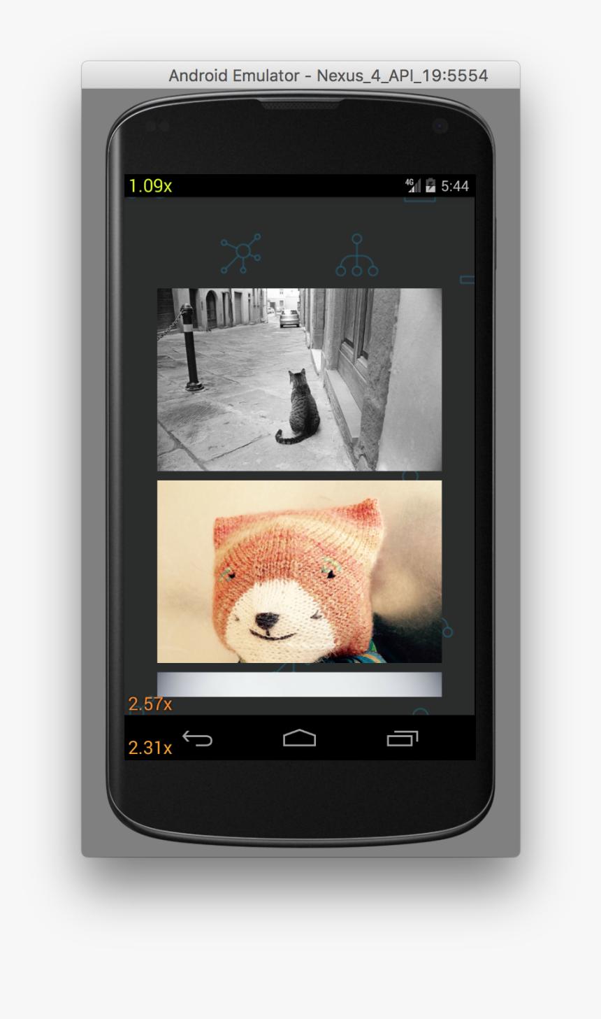 Transparent Android Png Transparent - Smartphone, Png Download, Free Download