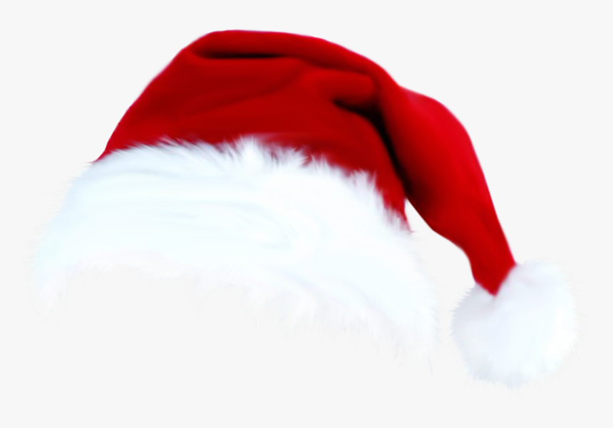 Santa Claus Christmas Hat Cap - Free Santa Hat Png, Transparent Png, Free Download