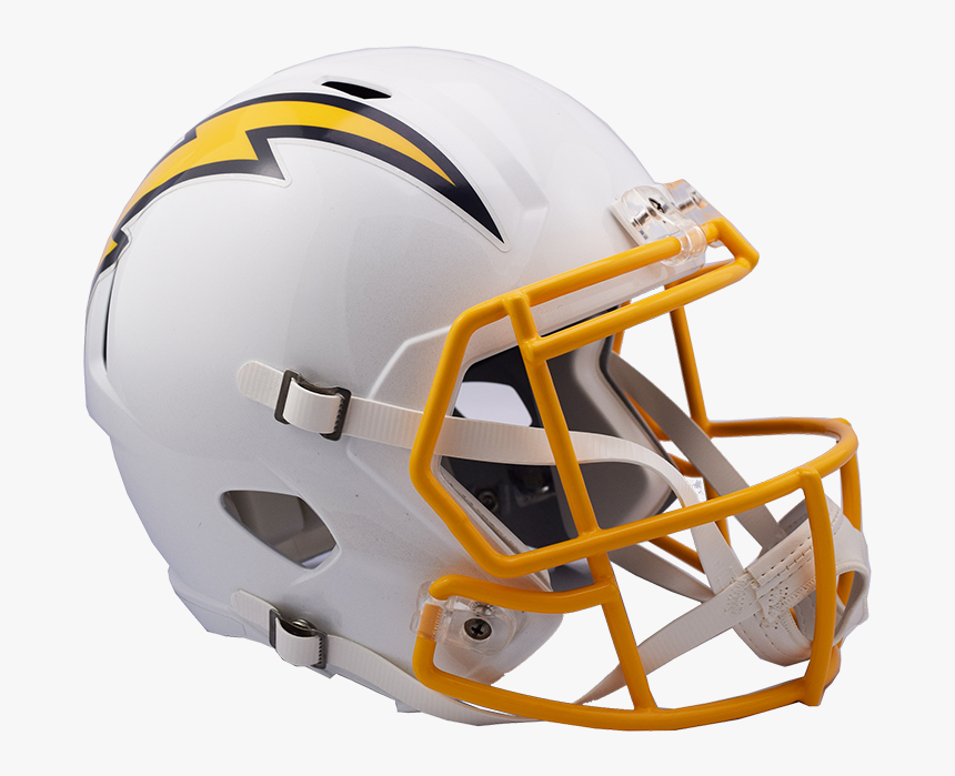 Los Angeles Chargers Color Rush 2016 Speed Replica - Chargers Color Rush Helmet, HD Png Download, Free Download