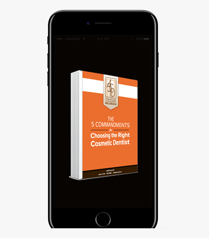 Transparent Iphone 7 Mockup Png - Smartphone, Png Download, Free Download