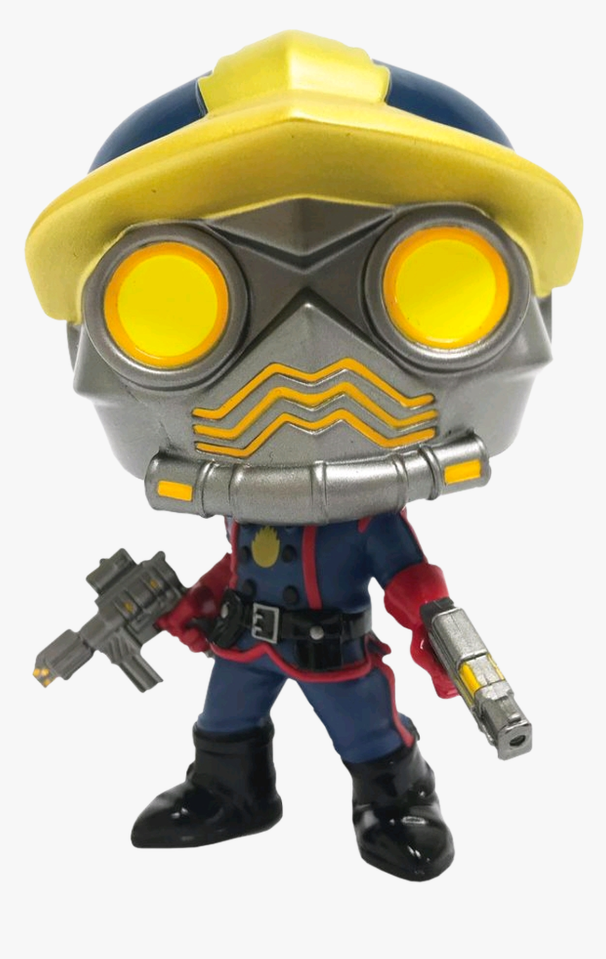 Guardians Of The Galaxy - Star Lord Classic Funko Pop, HD Png Download, Free Download