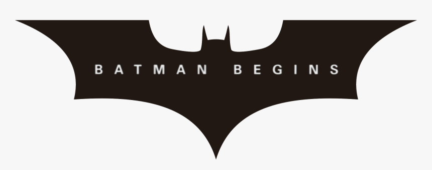 Batman Logo Bat-signal Symbol Design - Bat Symbol Dark Knight, HD Png Download, Free Download