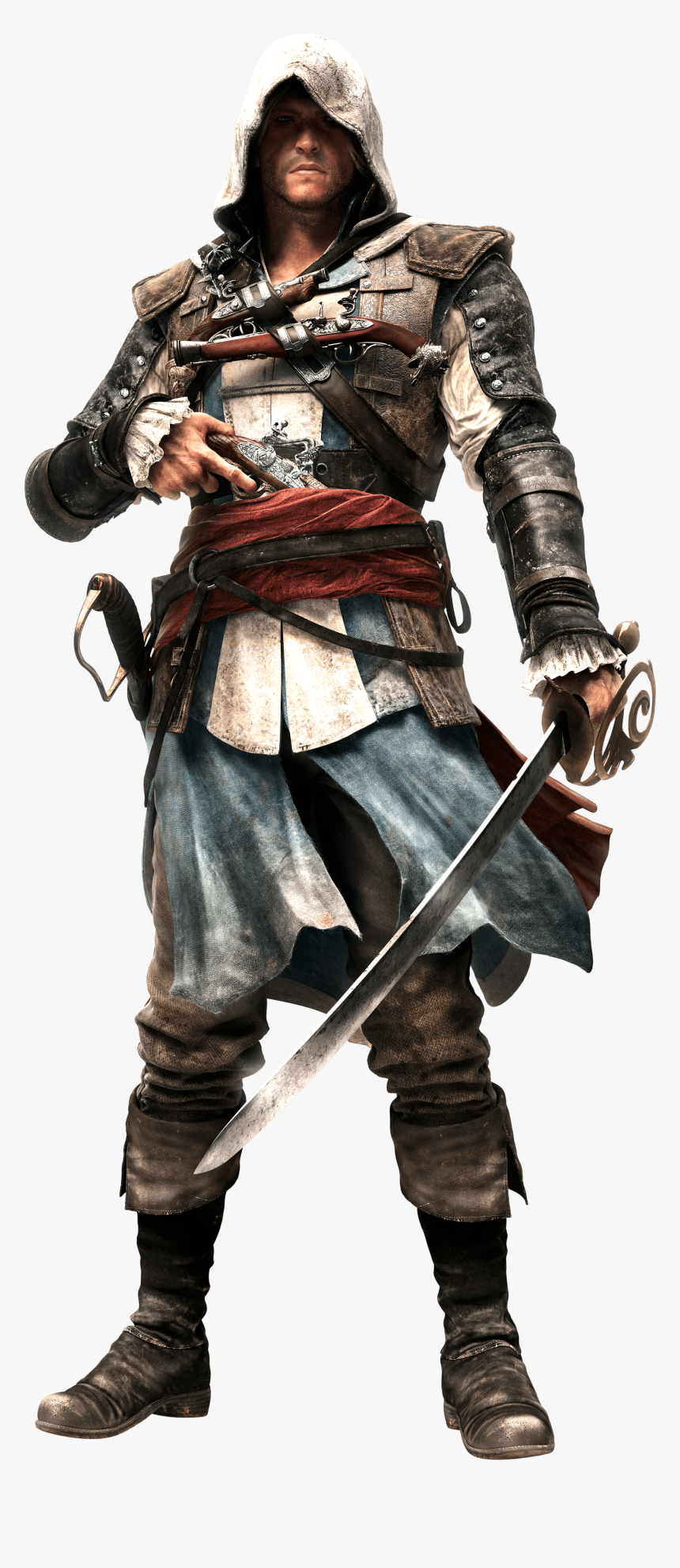 Assassin's Creed Black Flag Logo Png, Transparent Png, Free Download