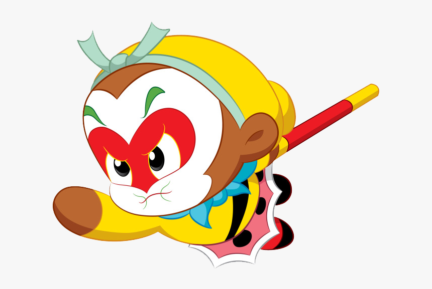 Arena Of Valor Sun Wukong Journey To The West Cartoon - Sun Wu Kong Transparent, HD Png Download, Free Download