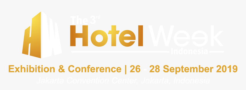 The Hotelweek Indonesia - Hotel Week Indonesia 2019, HD Png Download, Free Download