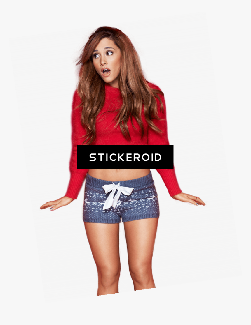 Ariana Grande Surprised - Ariana Grande Sexy, HD Png Download, Free Download