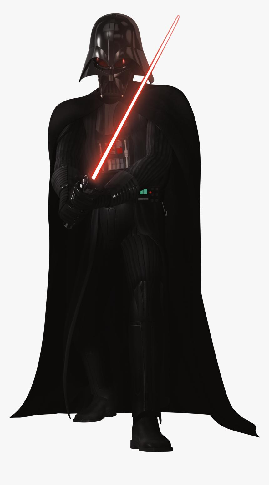 Darth Vader Png - Star Wars Rebels Darth Vader Png, Transparent Png, Free Download
