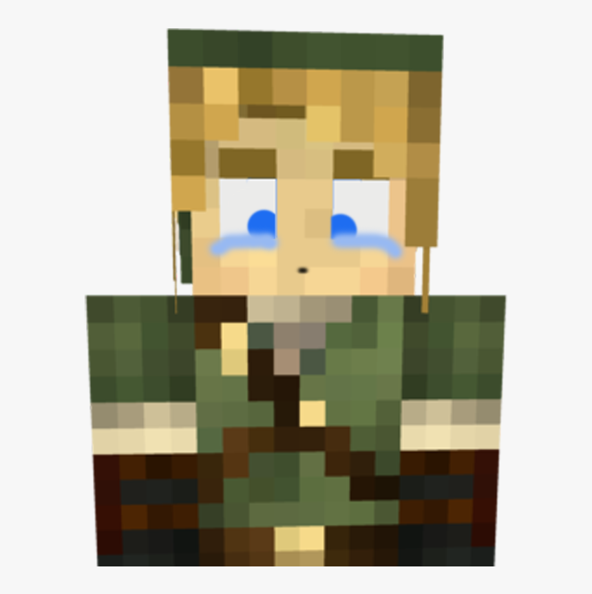 Skin De Link Twilight Princess En Minecraft, HD Png Download, Free Download