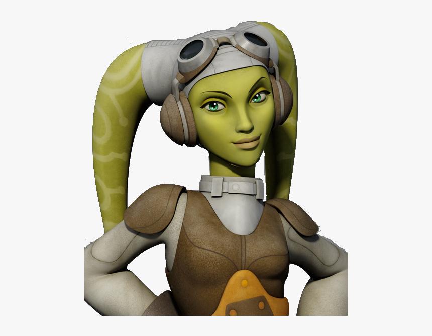 Star Wars Rebels Hera Hot Filehera Syndulla Transparent - Hera From Star Wars Rebels, HD Png Download, Free Download