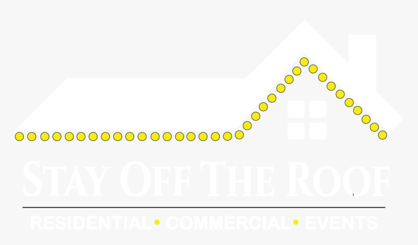 Stay Off The Roof - Triangle, HD Png Download, Free Download