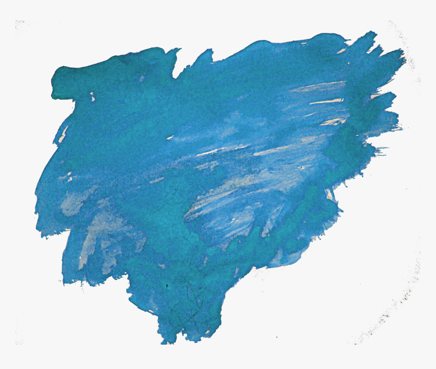 Brush Strokes Ink Vector Free Png - Paint Brush Vector Png, Transparent Png, Free Download