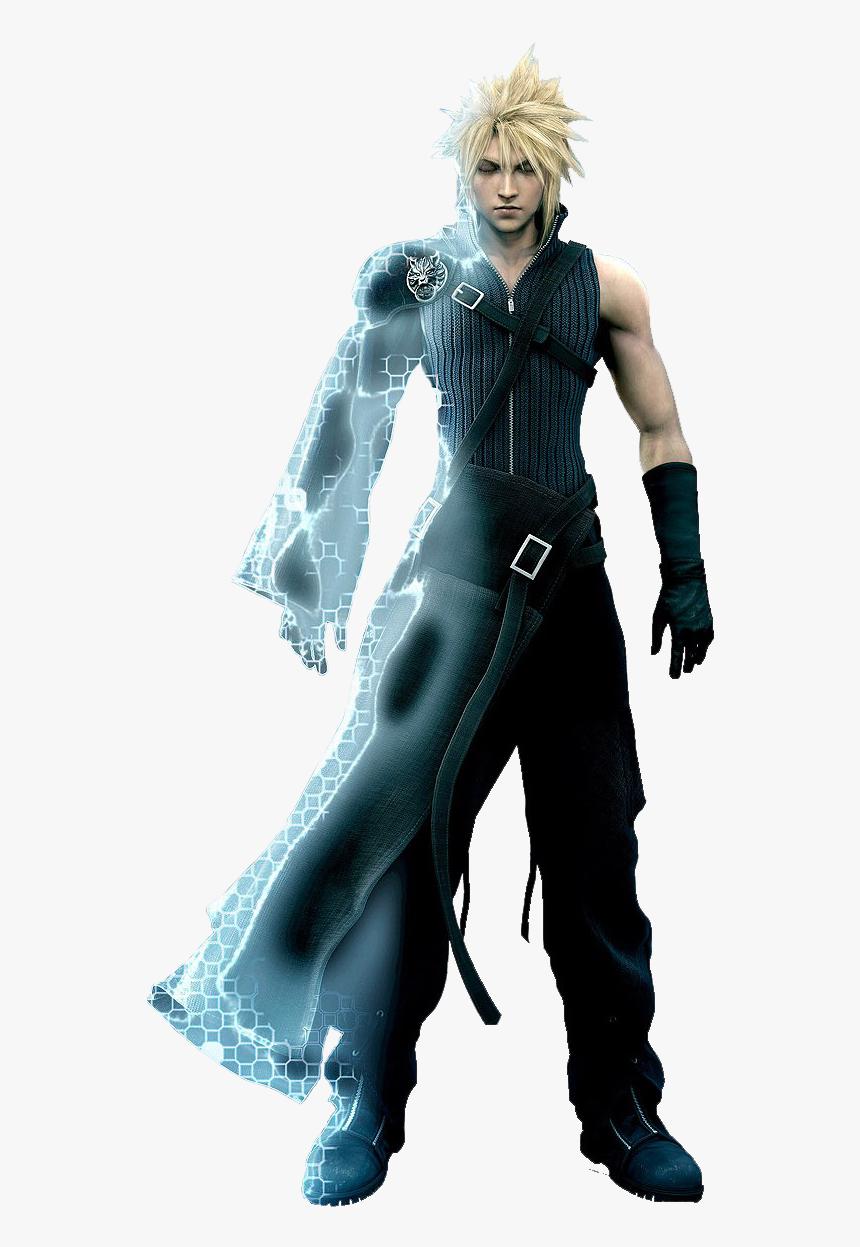 Cloud Final Fantasy Render, HD Png Download, Free Download