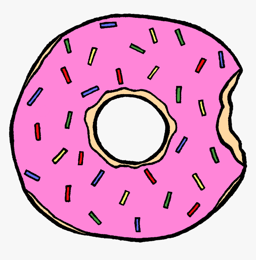 Donut Stickers, HD Png Download, Free Download