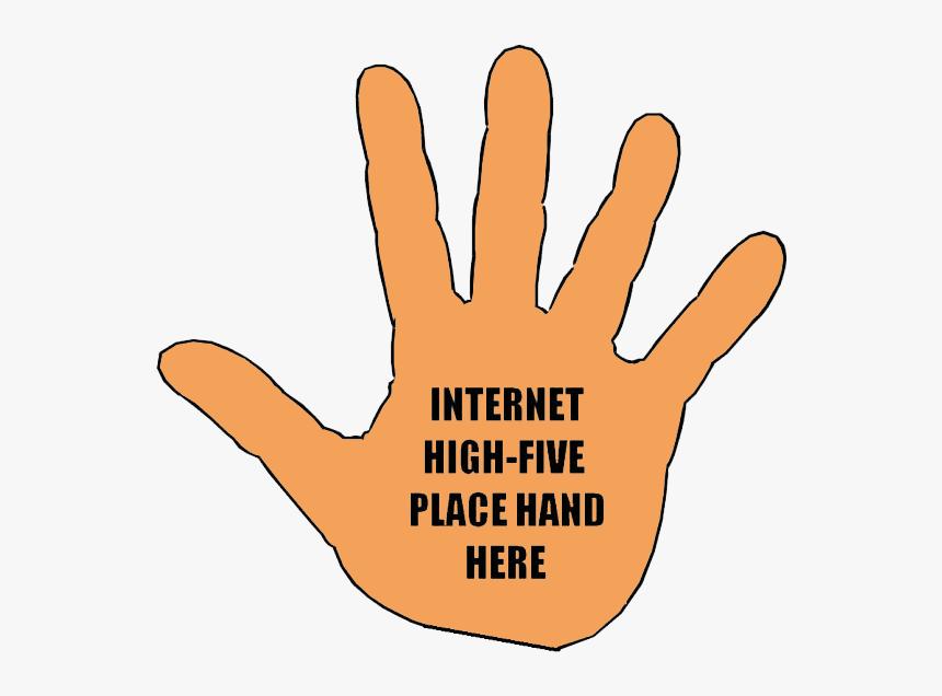 the most brutal high five rejection ever seen internet high five emoji hd png download kindpng the most brutal high five rejection