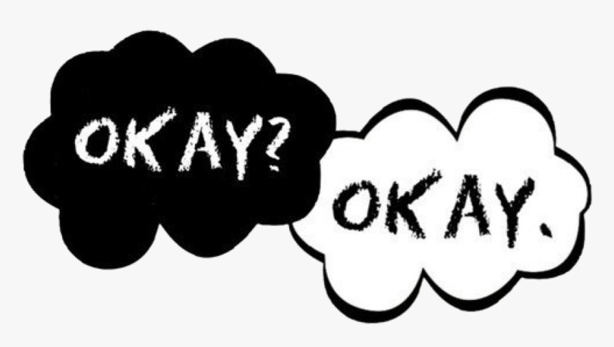 The Fault In Our Stars⭐️⭐️⭐️ - Fault In Our Stars Symbol, HD Png Download, Free Download