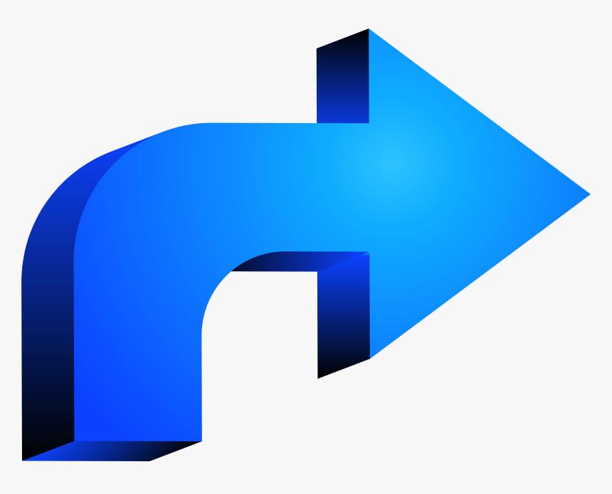 Transparent Cute Arrow Clipart - Transparent Background 3d Png Arrow, Png Download, Free Download