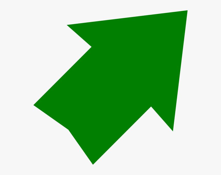 Clip Art Green Arrow, HD Png Download, Free Download