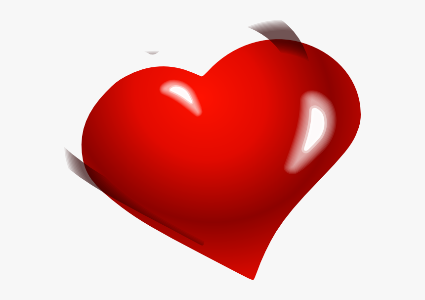 Small Heart Svg Clip Arts - Heart, HD Png Download, Free Download