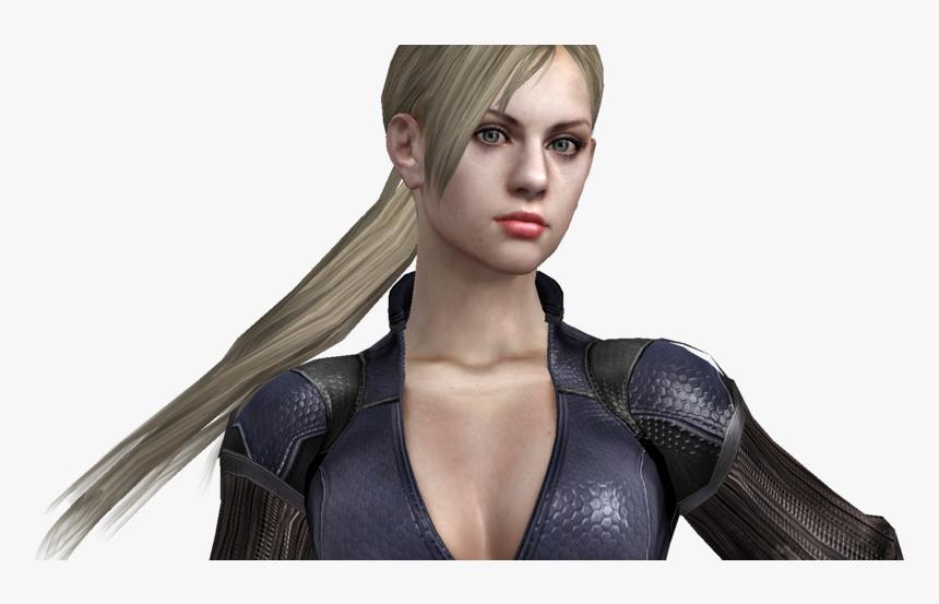 Jill Valentine Resident Evil 5 Costume Png Download Jill