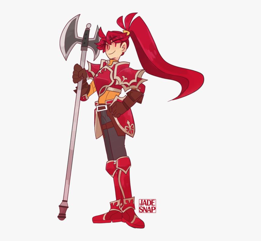 Fire Emblem Jill Art, HD Png Download, Free Download