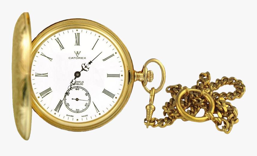 Antique Gent's Pocket Watch, HD Png Download, Free Download