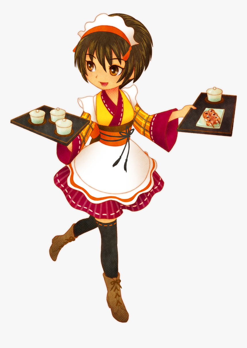 Trio Of Towns Transparent - Story Of Seasons Trio Of Towns Komari, HD Png Download, Free Download