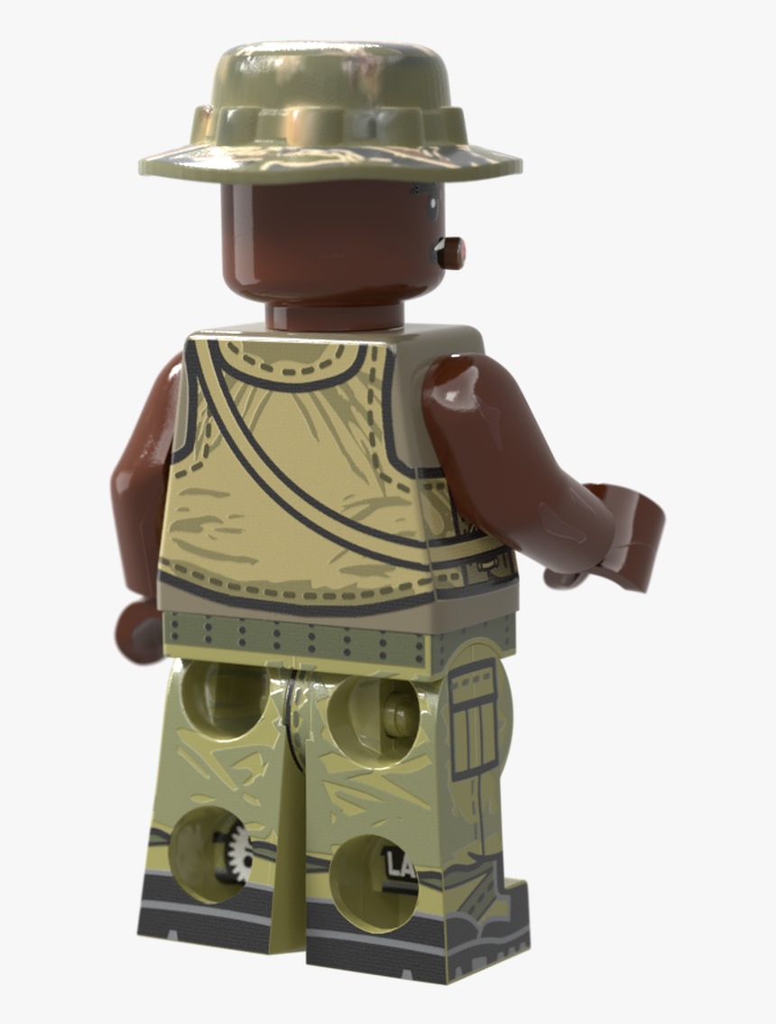 Vietnam Acav Crew Pack - Brickmania K2, HD Png Download, Free Download