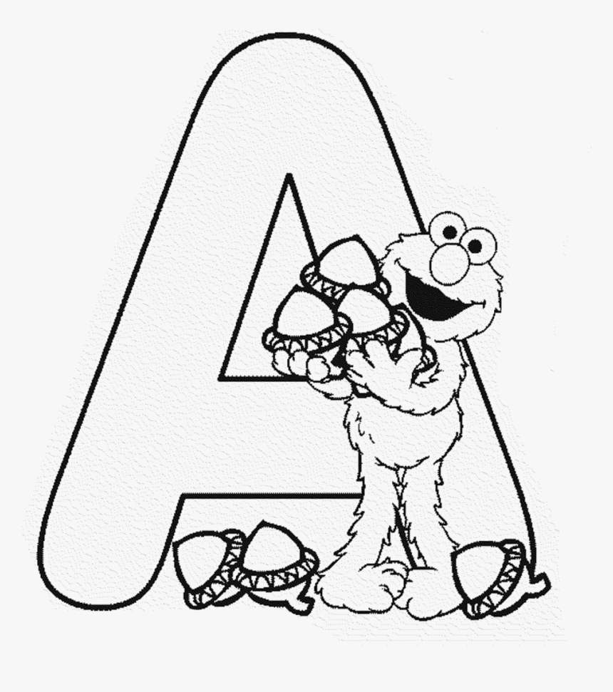21 Easy To Learn Number Coloring Pages For Your Little Ones ...   971x860