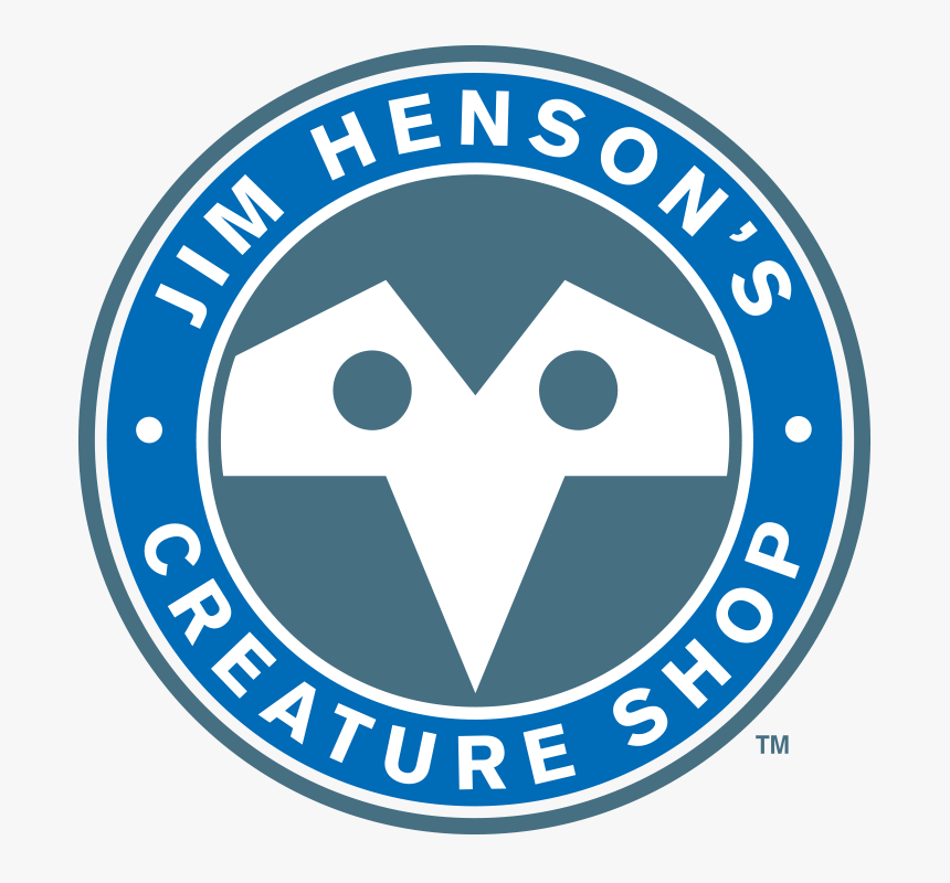 "Jim Henson""s Creature Shop Logo - Circle, HD Png Download, Free Download"