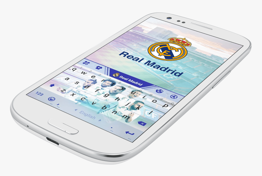 Real Madrid Adroide Telephone, HD Png Download, Free Download