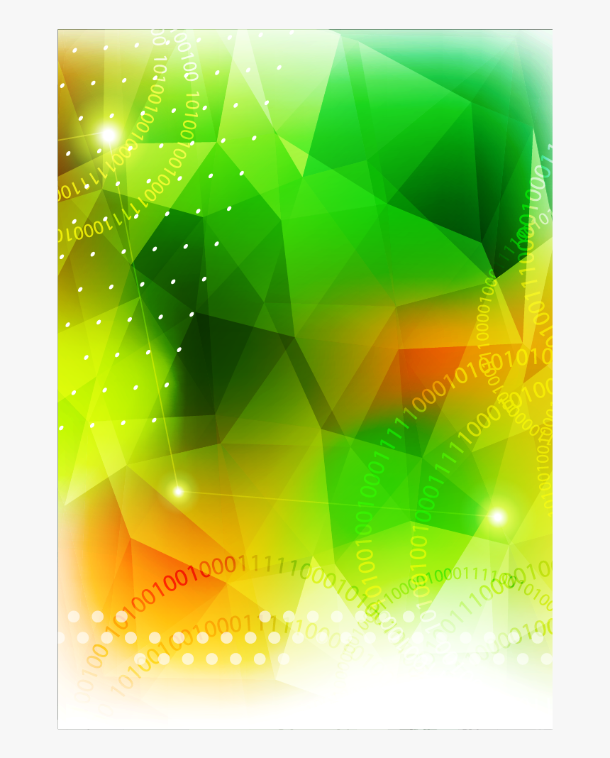 Graphic Design Green Background 3d Graphic Design Hd Png Download Kindpng