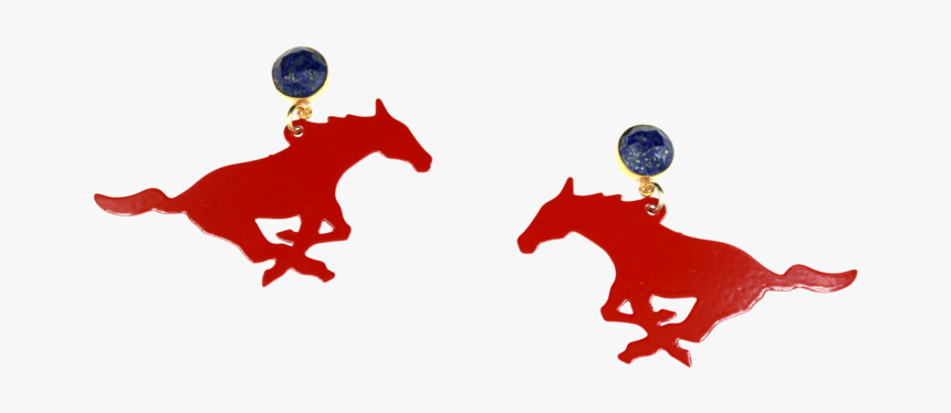 Smu Mustangs, HD Png Download, Free Download